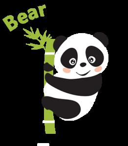 Logo Bear In Mind App - Einfach, positiv und effektiv Erinnerungsapplikation